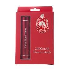 Delta Sigma Theta Power Bank Charger