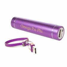 Omega Psi Phi Power Bank Charger