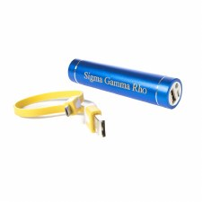 Sigma Gamma Rho Power Bank Charger