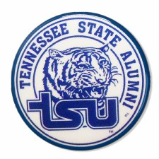 Tennessee State University Alumni Mascot Button