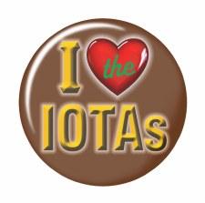 Iota Phi Theta I Love The Button