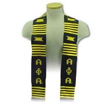 Alpha Phi Alpha Kente Graduation Stole