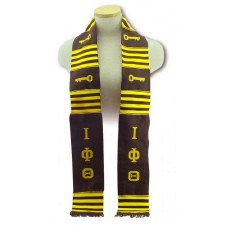 Iota Phi Theta Kente Graduation Stole