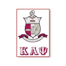 Kappa Alpha Psi Crest Decal