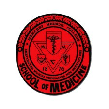 MMC School of Medicine Small Decal