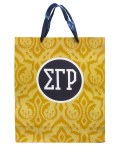 Sigma Gamma Rho Filigree Gift Bag