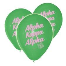 Alpha Kappa Alpha Balloons