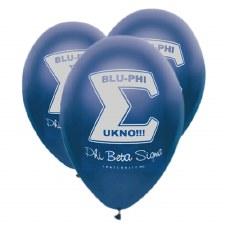 Phi Beta Sigma Balloons