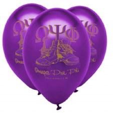Omega Psi Phi Balloons