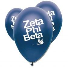 Zeta Phi Beta Balloons