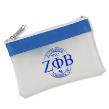 Zeta Phi Beta Coin Purse