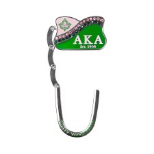 Alpha Kappa Alpha Purse Hanger