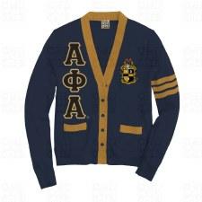 Alpha Phi Alpha Varsity Cardigan