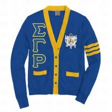 Sigma Gamma Rho Varsity Cardigan
