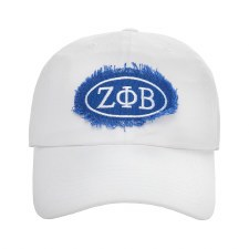 Zeta Phi Beta Distressed Cap