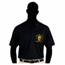 Alpha Phi Alpha Dry Fit Polo Shirt