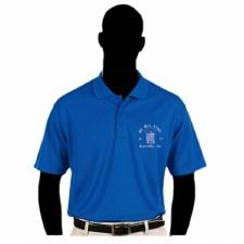 Phi Beta Sigma Dry Fit Polo Shirt