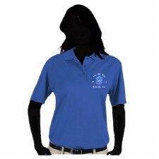 Zeta Phi Beta Dry Fit Polo Shirt