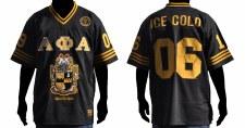 Alpha Phi Alpha Large Crest Football Jersey