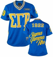 Sigma Gamma Rho Signature Jersey