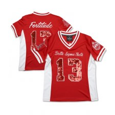 DST Sequin Year Football Jersey