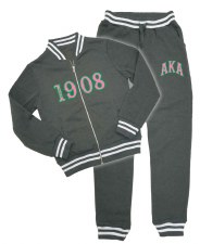 Alpha Kappa Alpha Year Jogging Suit