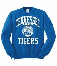 Tennessee State University Tigers Crewneck Sweatshirt