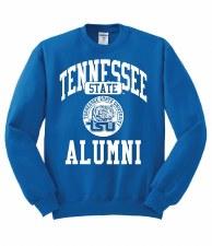 Tennessee State University Alumni Crewneck Sweatshirt