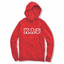 Kappa Alpha Psi Applique Letters Hoodie