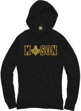 Mason Applique Letters Hoodie