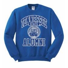 Outline Alumni Seal Sweatshirt
