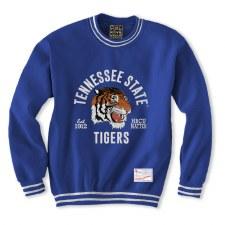 TSU Embroidered Tiger Sweatshirt