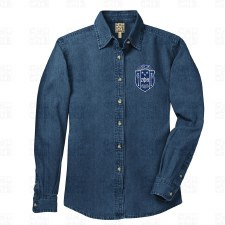 Zeta Denim Shirt