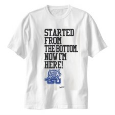 Tennessee State University Started From Tee