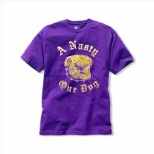 Omega Psi Phi Nasty Que Dog Tee