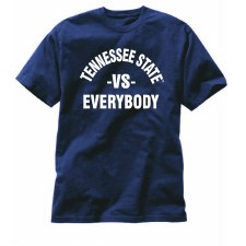 TSU versus Everybody T-Shirt