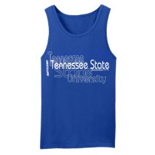 TSU Outline Tank Top