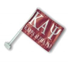 Kappa Alpha Psi Car Flag