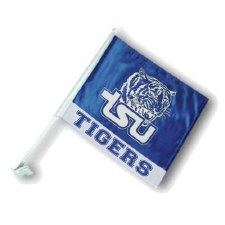 Tennessee State University Tigers Car Flag