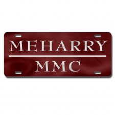 MeHarry Medical College Car Tag