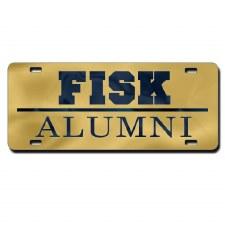 Fisk University Alumni Car Tag