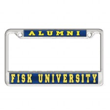 Fisk University Alumni Car Tag Frame