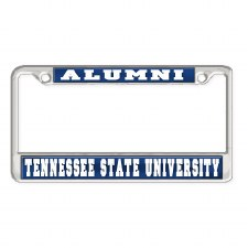 Tennessee State University Alumni Car Tag Frame