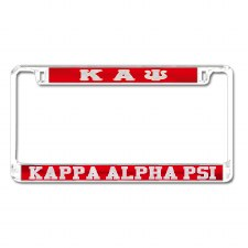 Kappa Alpha Psi Mirror Car Tag Frame