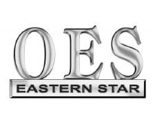 Order of the Eastern Star Greek Letters Car Emblem