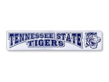 Tenneessee State University Tigers Car Magnet