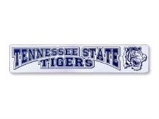 Tenneessee State University Tigers Car Magnet