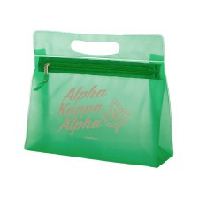 Alpha Kappa Alpha Cosmetic Bag
