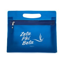 Zeta Phi Beta Cosmetic Bag
