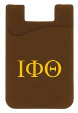 Iota Phi Theta Silicone Card Holder